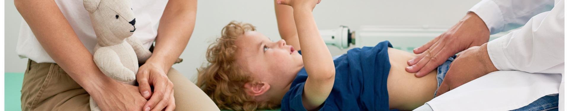 opieka pediatryczna